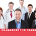 Find Master Degree Programs in Health Management  in Canada 2018