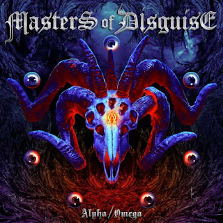 "Masters of Disguise - ""Alpha / Omega"" (album)"