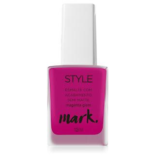 Esmaltes Lançamento 2017 Style Mark Avon