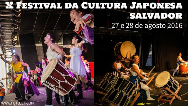 X Festival da Cultura Japonesa no Parque de Exposições