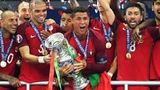 Portugal Juara Eropa 2016