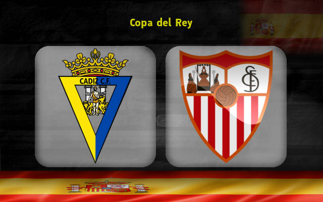 Cadiz vs Sevilla Full Match & Highlights 03 January 2018