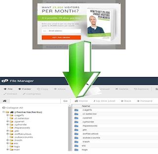 كيفية اضافة اكثر من landing page الى الإستضافة hosting عن طريقcPanel
