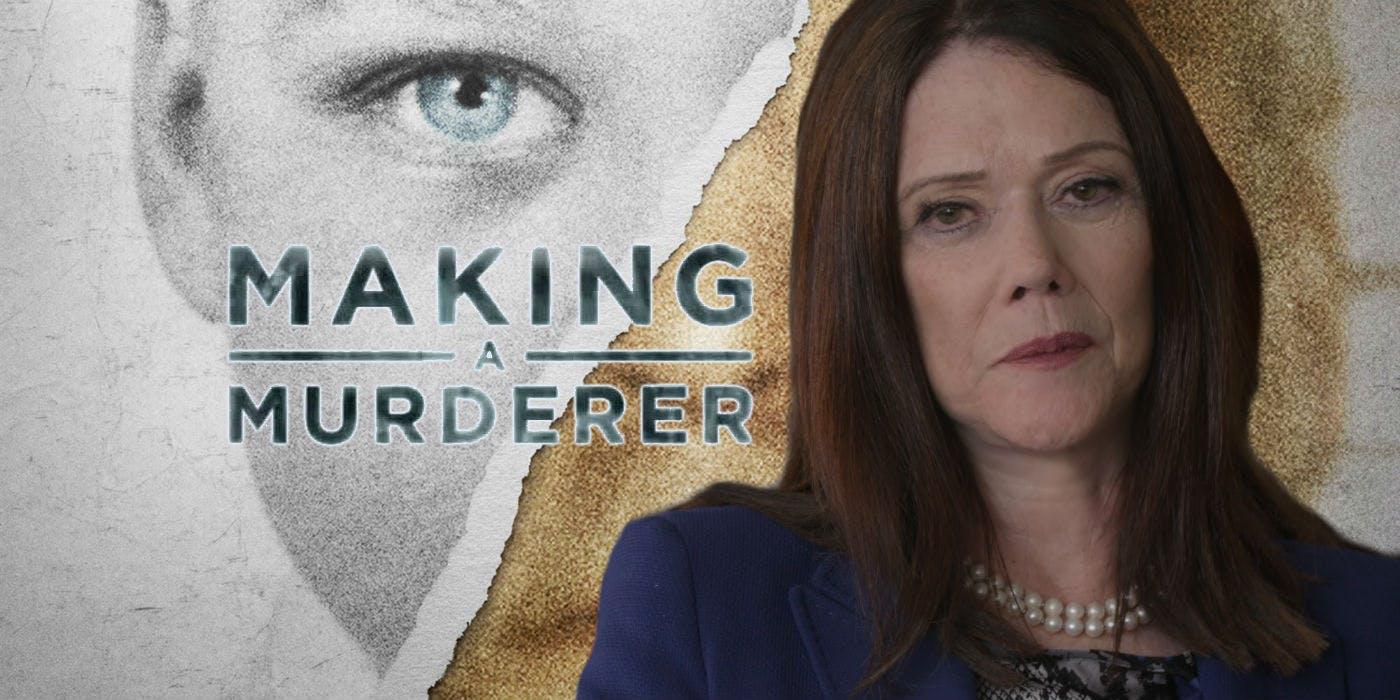 "Segunda temporada de ""Making a murderer"""