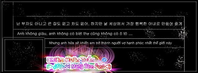 PSD Ảnh Bìa Tâm Trạng Facebook Chữ Hàn