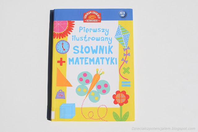 książka matematyczna dla dzieci