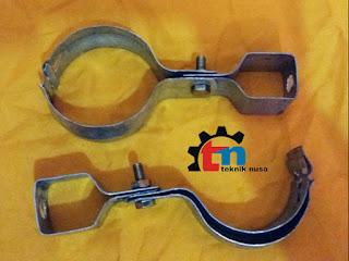 hanger clamp engsel