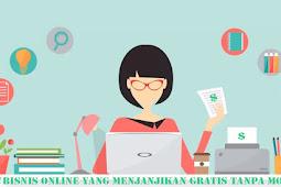 7 Bisnis Online Yang Menjanjikan Gratis Tanpa Modal
