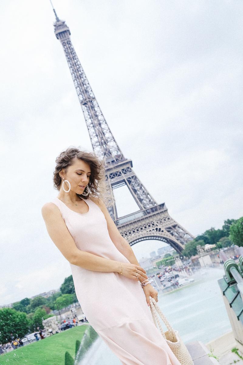 что надеть в Париже