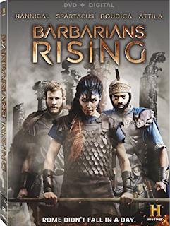 Barbarians Rising Part 1 Resistance 2016 Dual Audio 720p