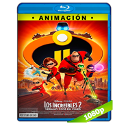 Los Increíbles 2 (2018) BRRip 1080p Audio Dual Latino-Ingles
