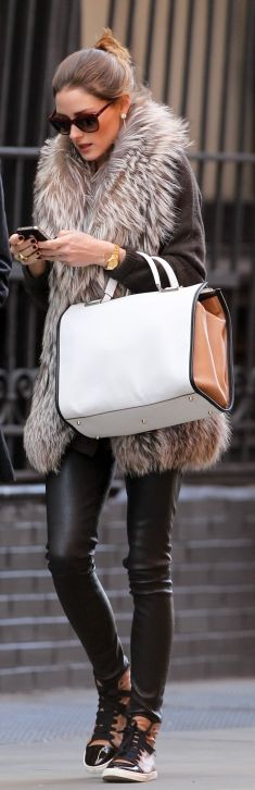 Olivia Palermo's Super Cool Look