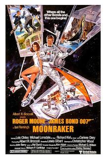 James Bond 007 Moonraker 007 (1979) พยัคฆ์ร้ายเหนือเมฆ 1979  ภาค 11