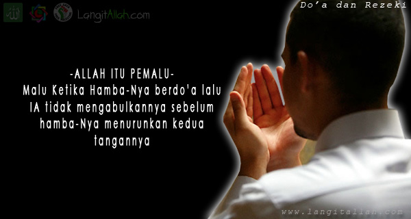 4 Doa Mustajab Pembuka 8 Pintu Rezeki dan Dzikir
