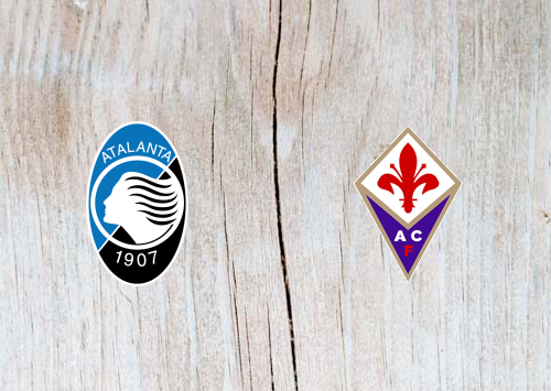 Atalanta vs Fiorentina - Highlights 25 April 2019