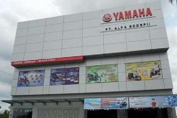 PT YAMAHA ALFA SCORPII : COUNTER SALES, SUPIR DAN MARKETING - NAGAN RAYA, ACEH, INDONESIA