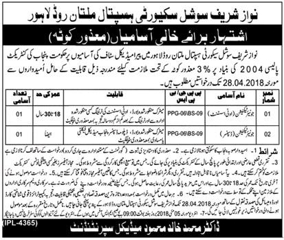 Nawaz Sharif Social Security