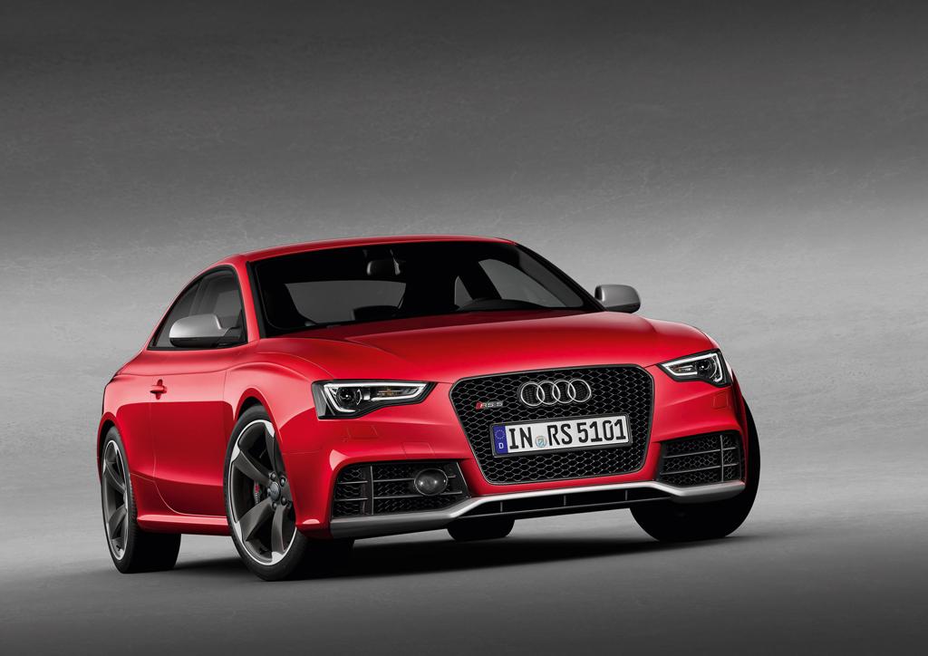 2013 Audi Rs5 Facelift Revealed Quattroholic Com