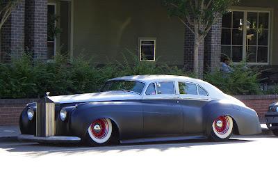 California Streets Danville Street Sighting 1959 Rolls