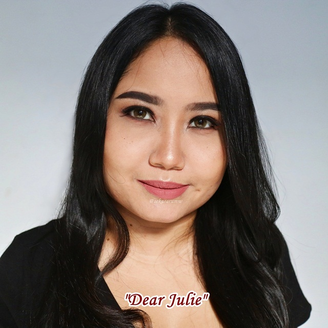 FOTD Dear Julie