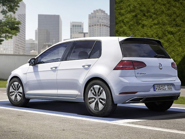 Novo VW e-Golf 2018