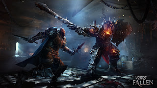Lords of the Fallen PS4 Wallpaper