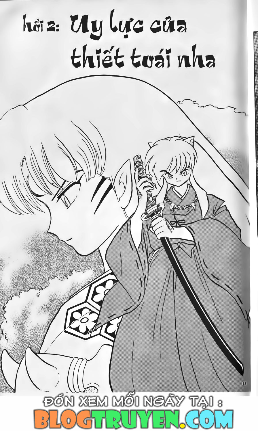 Inuyasha vol 07.2 trang 2