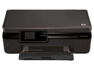 Picture HP Photosmart 5510 B111b Printer