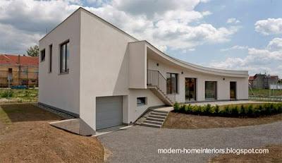 Casa residencial moderna en República Checa