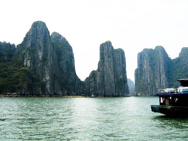 Ha Long Bay is among the most beautiful natural wonders in the world