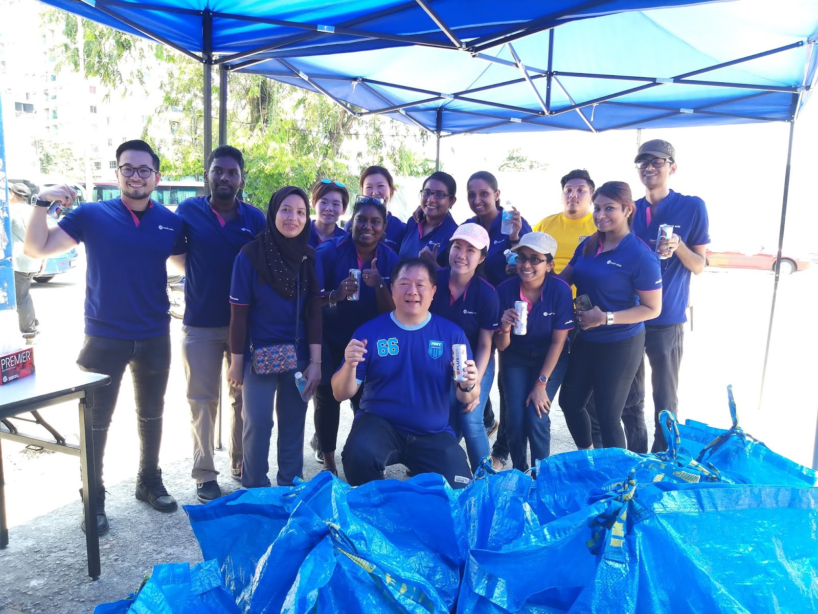 HOPE worldwide Malaysia: Food Distribution Program with Jobstreet