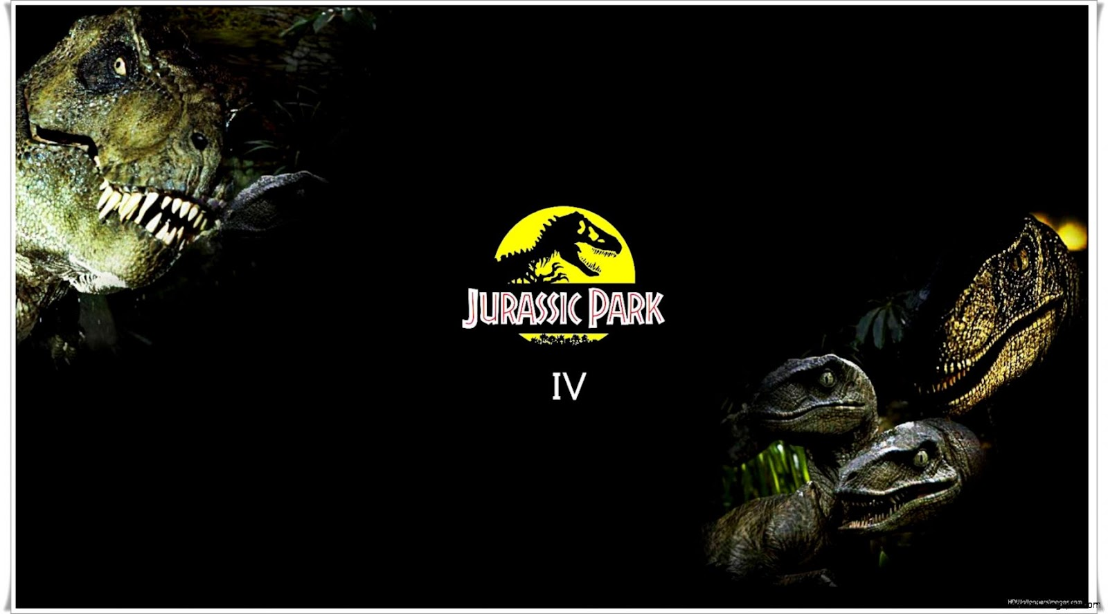 Jurassic Park Poster Wallpapers View Wallpapers