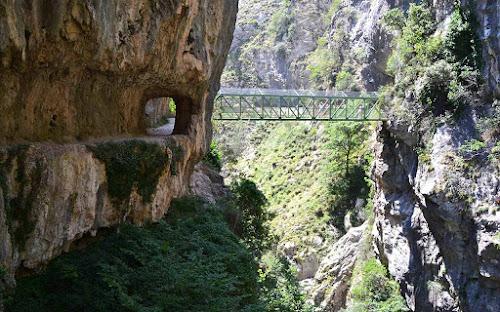 Rota do Rio Cares - Asturias – Espanha