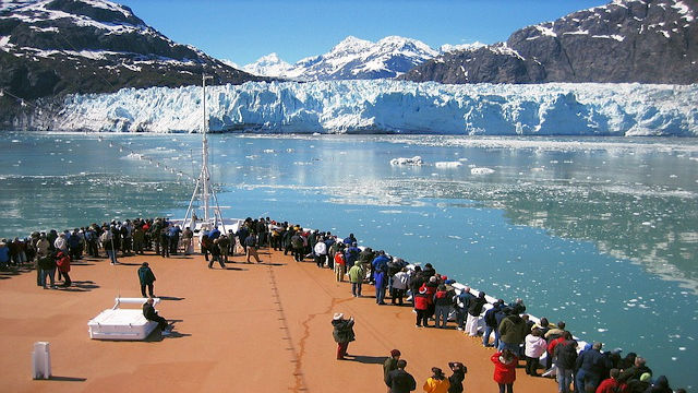 Kreuzfahrt Alaska mit Silver Muse