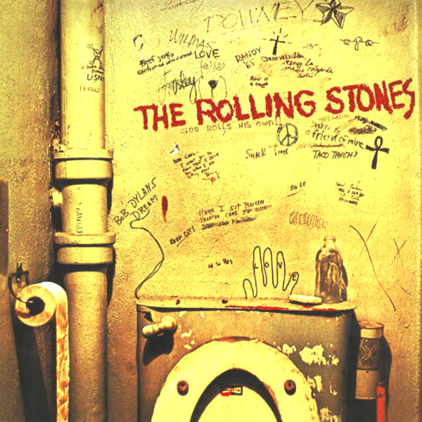 Finding Faith In A Good Friday World: 171  Rolling Stones