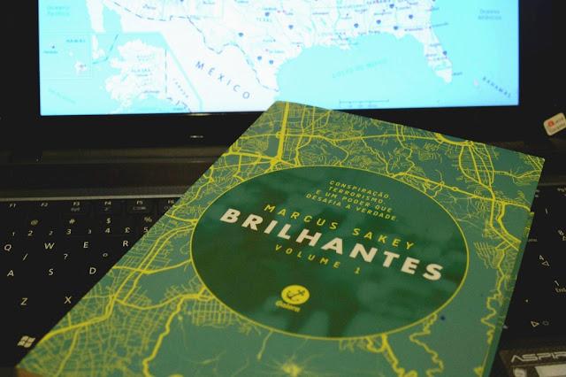 Resenha Livro Brilhantes