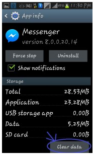 How Do You Logout Facebook Messenger App