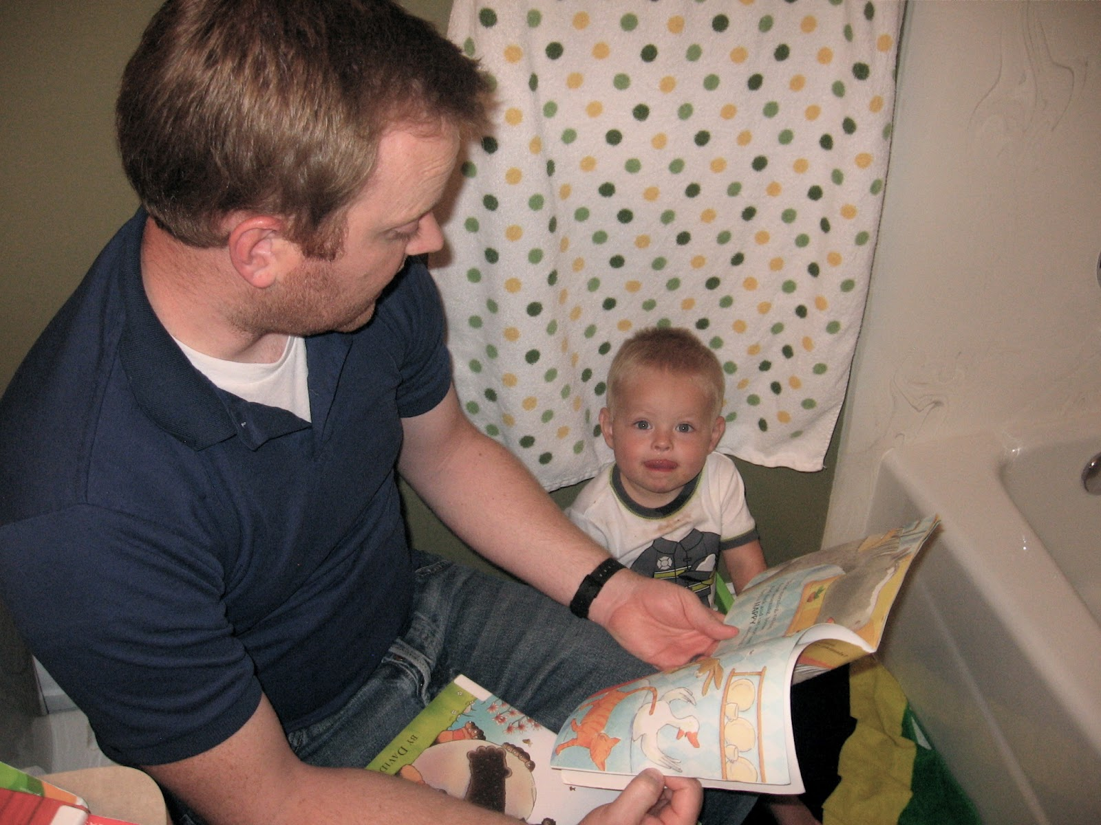 Lucky Number 8: Potty Training Part II