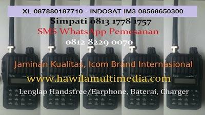 Sewa HT Jogja, Rental Radio Handy Talky Di Sleman Yogyakarta