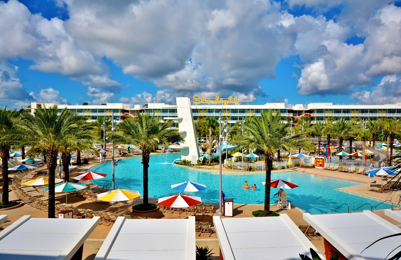 Life With 4 Boys Universal S Cabana Bay Beach Resort A Refreshing Blast From The Past Travel