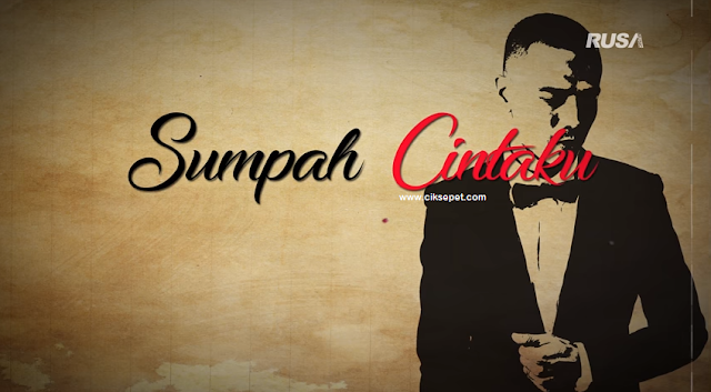 Lirik SUMPAH CINTAKU - Asfan Shah ost titian cinta