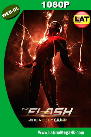 The flash segunda temporada latino