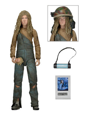 Alien Day 4/26 First Look: San Diego Comic-Con 2016 Exclusive Aliens Newt Action Figure by NECA