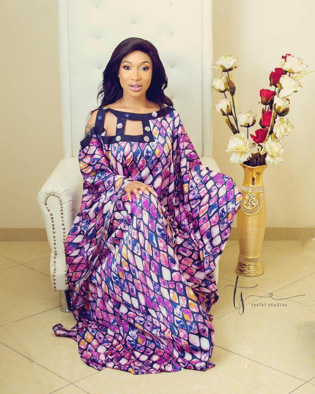 Tonto Dikeh Prays For Her Ex-Husband's Ex-Wife On Her Birthday