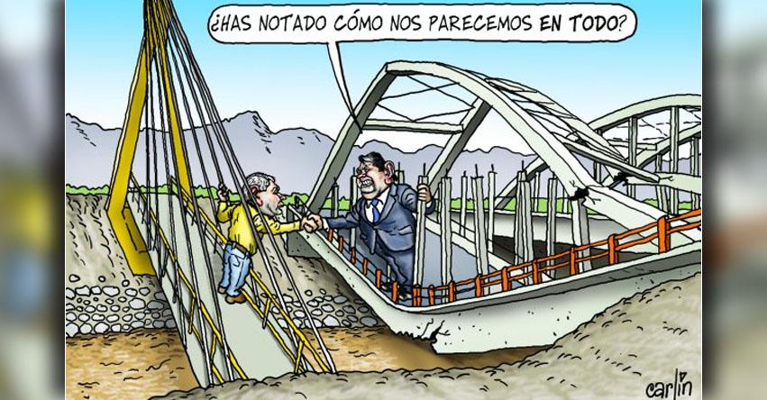 Carlincaturas Jueves 4 Mayo 2017 - La República