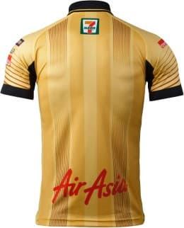 バンコク・ユナイテッドFC 2018 ユニフォーム-アウェイ
