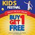 Al Nasser Sports Kuwait - Kids Festival - Buy 1 Get 1 Free