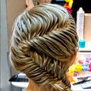 Tatanan Rambut Kepang Rambut Pendek