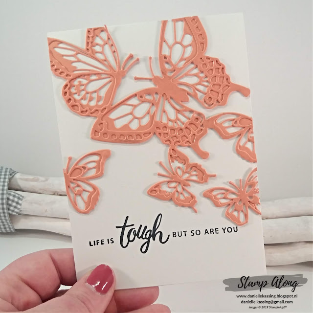 Stampin' Up! Butterfly Beauty