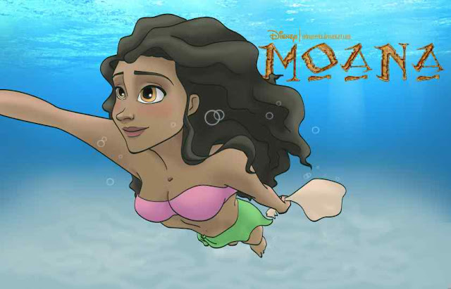 Moana 2016 Hindi Dual Audio Full Movie Download HDTS 300mb